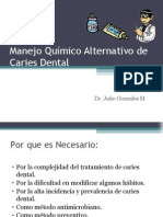 Manejo Preventivo de Caries Dental