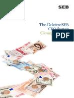 Deloitte/SEB CFO Survey Finland 1405
