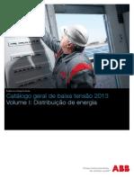 Catálogo Distribuição de Energia 2013