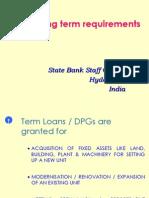 Term Loan Basics