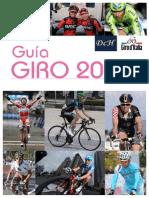 Ciclismo / Guía DcH Giro de Italia 2014