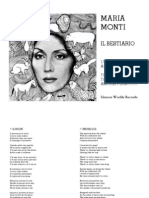 Unseen Worlds Records_maria Monti_bestiario