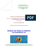 Manual de Mozilla(Doble Cara)