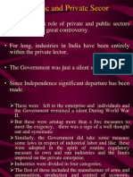 Public Private Sector