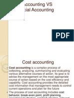 Cost Accounting vs Financial Accounting - Copy