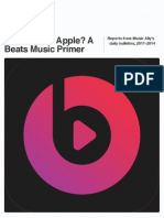 The Road to Apple? A Beats Music primer from Music Ally