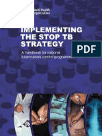 Implementing the Stop Tb Strategy