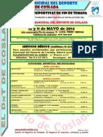 El Dxt de Coslada Find 10 y 11 Mayo 2014