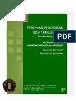 Pedoman Umum Magang n Skripsi FP 2014