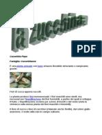 ricerca zucchina