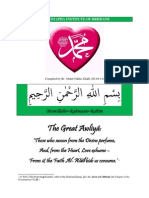 The Great Awliya
