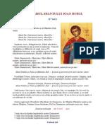 Paraclisul Sf Ioan Rusul