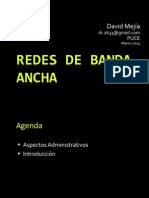 Redes Band a Ancha