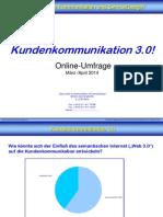 Kundenkommunikation 3.0