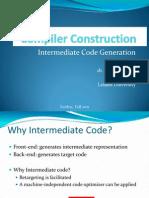 06.Intermediate Code Generation