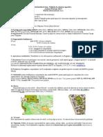 Buletin Informational AZIMUT PRIETENIA 2014
