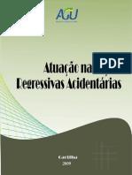 Cartilha Ações Regressivas AGU