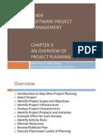 Stepwise Planning