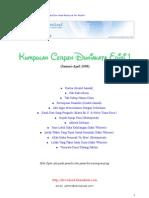 Kumpulan Cerpen Islami Edisi1 Duniakata