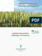 Agritech Interventions 2010