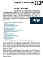 Internet Encyclopedia of Philosophy » 17th Century Theories of Substance » Print