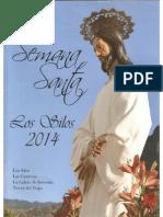 Programa de Semana Santa Los Silos 2014