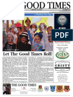 The Good Times Schools' Newspaper, South Africa, December 2013
