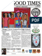 The Good Times Schools' Newspaper, South Africa, March 2014