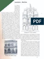 Nuestros Diarios en Rojo y Blanco n8 5 de Agosto de 1900