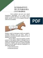 Paraliza Nervului Radial 2003