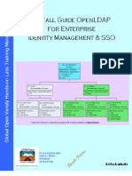 Instal Guide OpenLDAP for Enterprise Identity Management & SSO v1.1
