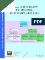 Instal Guide OpenLDAP for Enterprise Identity Management & SSO v1.1