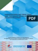Pendataan Warga Eks Timor Timur yang Partisipatif dan Kolabotratif di Kabupaten Kupang