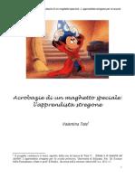 Valentina Tota - L'Apprendista Stregone