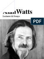 Alan Watts   Lectures & Essays