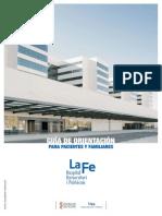 Guia Del Paciente Hospital La Fe Valencia