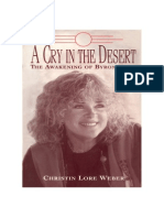 A Cry in the Desert, Byron Katie