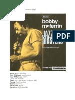 Bobby McFerrin - Jazz Masters 1997 .pdf