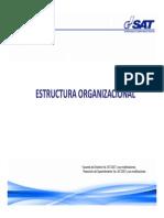 Presentación Estructura SAT Enero 2013