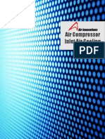 Compressor Inlet Air Cooling DCU - Air Innovations