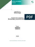 Unidad 4. Ecologia Microbiana
