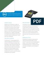 Dell Venue 7 Brochure