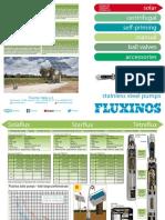 Solar pumps - Solaflux, Starflux, Tetraflux