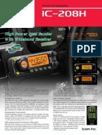 ICOM_Amateur_IC-208H+Brochure