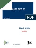 Géologie Pétrolière