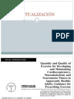 04 ACSM - Guía Para Prescribir El Ejercicio 2011