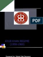 Ayub Khan Regime Presentation 1231862242284322 1