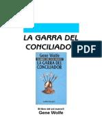 1981 (N)-Gene Wolfe - La Garra Del Conciliador