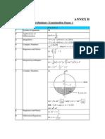 Hci h2 Math p1 Annex b