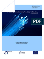 Planning Broadband Infrastructure - A Reference Model